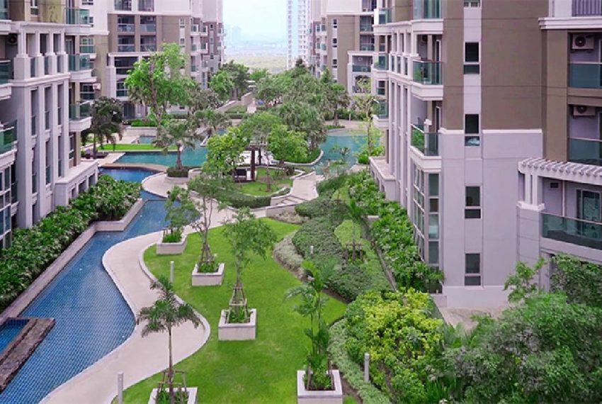 Belle Grand Rama 9 - park
