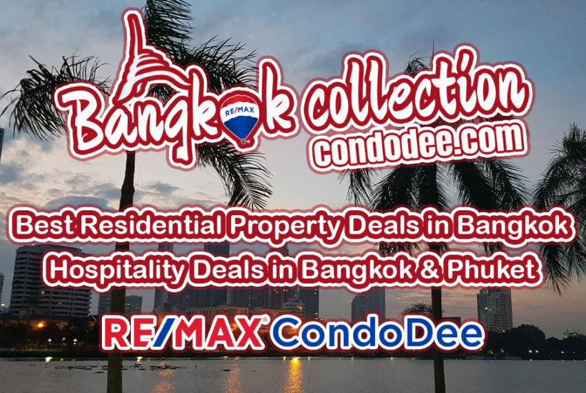 Best Bangkok residential property deals