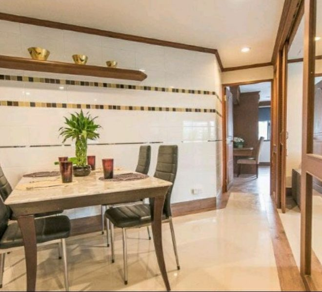 2 Bedroom Condo on Sukhumvit 13 in Beverly Tower Near Channel