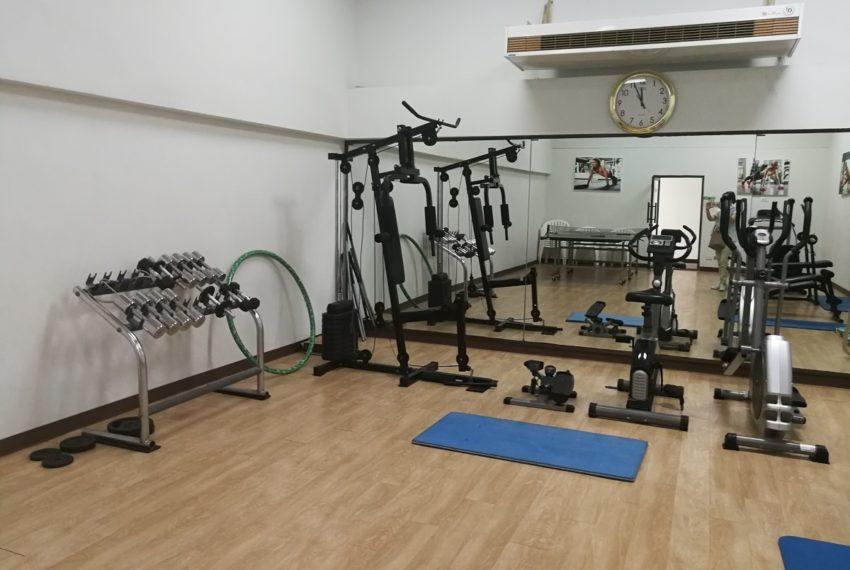 Beverly Tower Sukhumvit 13 - fitness club