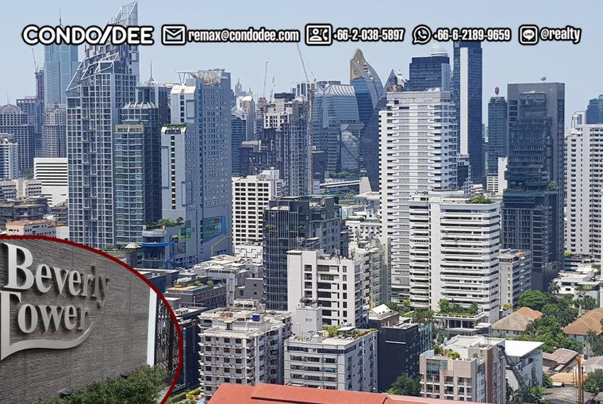 Beverly Tower condominium 7 - REMAX CondoDee