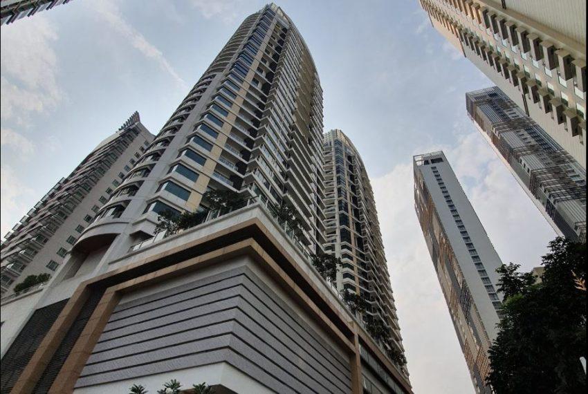 Bright Sukhumvit 24 condominium - two towers