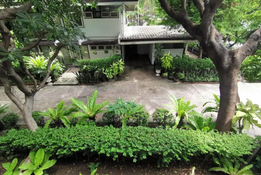 C.S. Villa SKV 61 - 2b2b - For rent _View from balcony 2