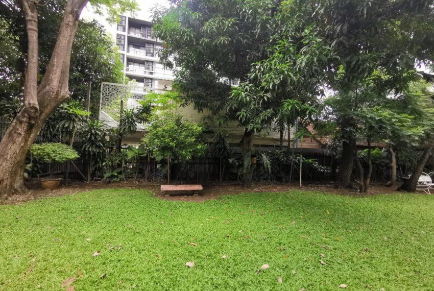 CS Villa Sukhumvit 61 - garden