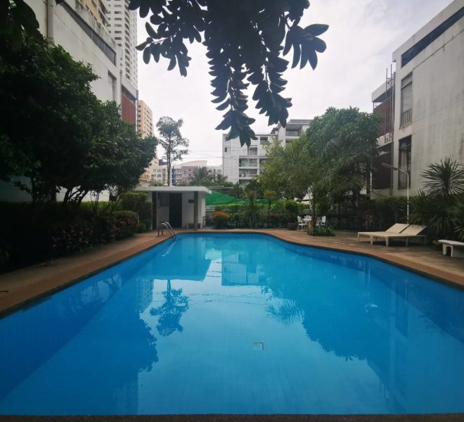 CS Villa Sukhumvit 61 apartment Condo For Rent Apartment for rent Large condo for rent Large apartment for rent Rent in Ekkamai