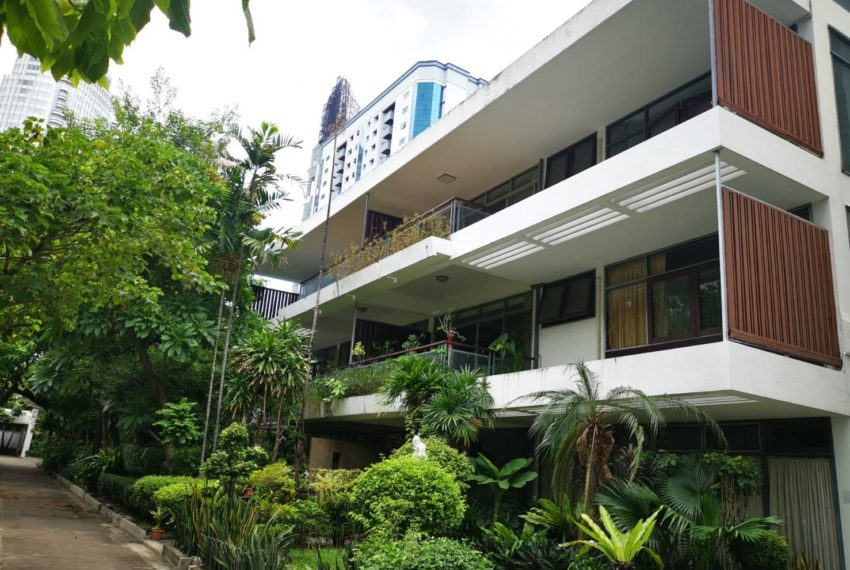 CS Villa Sukhumvit 61 - low rise