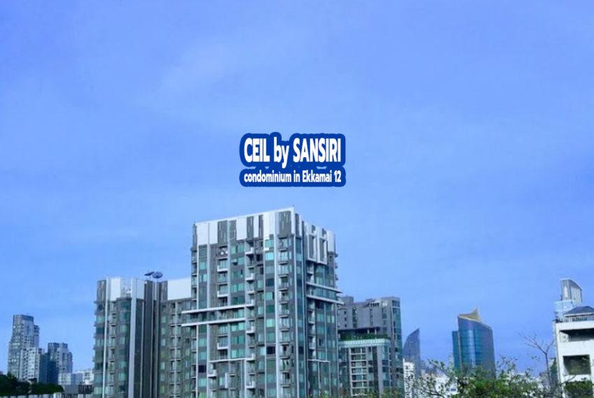 Ceil by Sansiri condo in Ekkamai 12 - REMAX CondoDee
