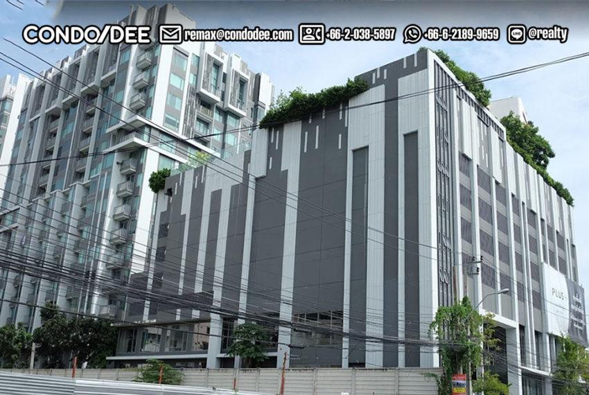 Ceil by Sansiri condo in Ekkamai 12 - building