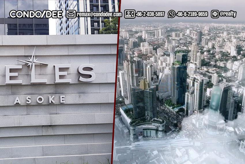Celes Asoke 1 - REMAX CondoDee
