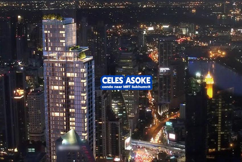 Celes Asoke - REMAX CondoDee