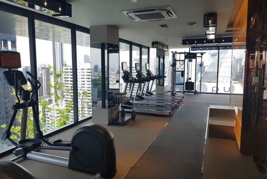 Celes Asoke condominium - gym club