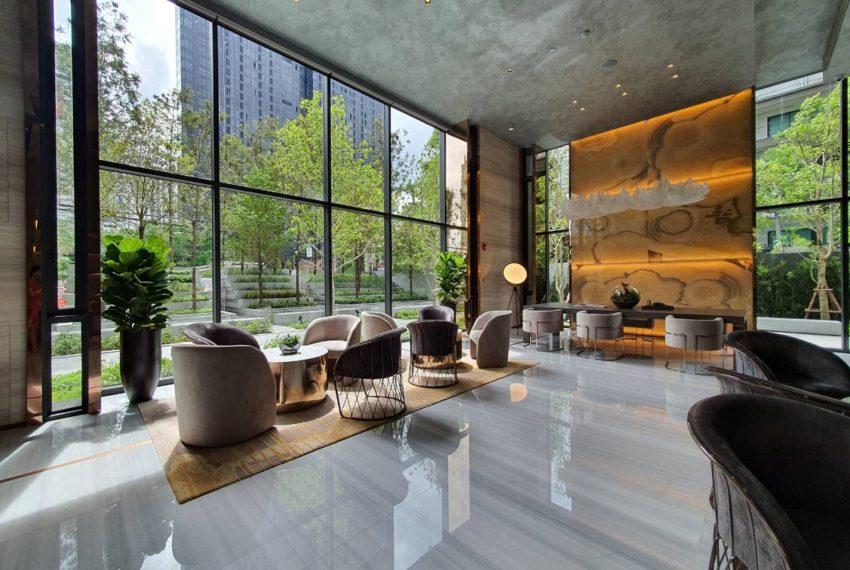 Celes Asoke condominium - meeting room