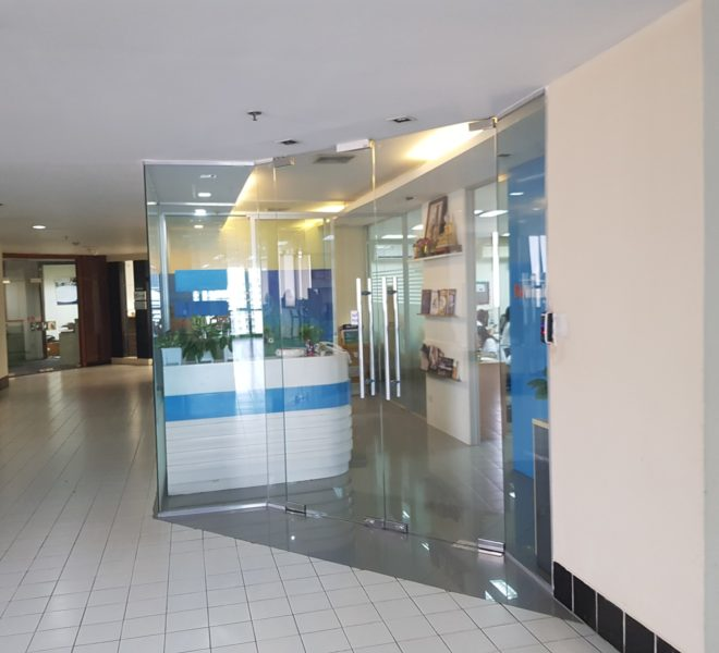 Chamnan Phenjati Business Center - office for sale
