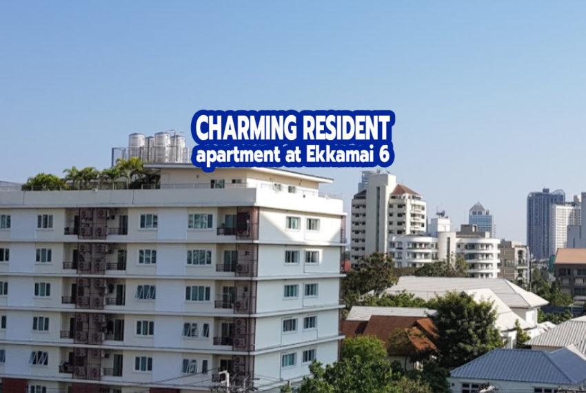 Charming Resident Ekkamai 6 apartment - REMAX CondoDee