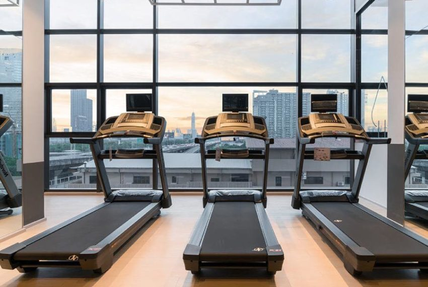 Chewathai Residence Asoke - fitness