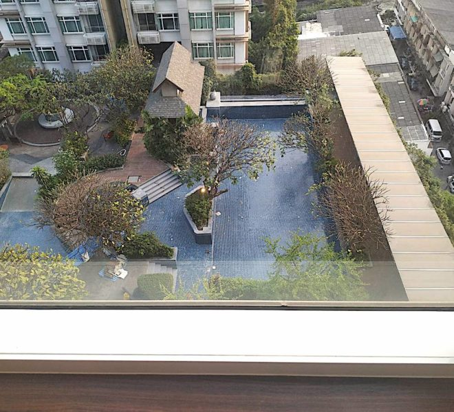 Flat for Sale in Circle Condominium - 1 bedroom - mid-floor