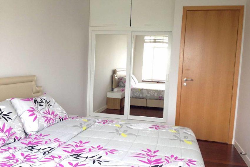 Circle 1 condo - 1 bedroom - sale - bedroom