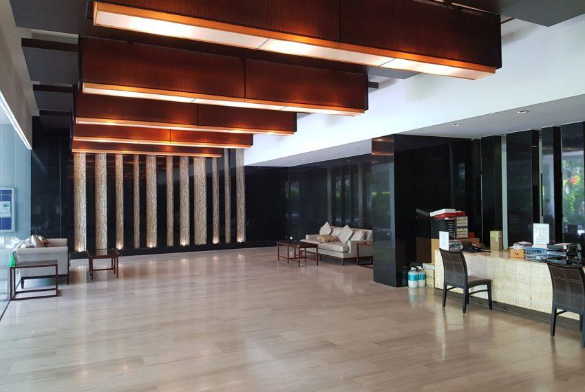 Circle Condominium Phetchaburi - lobby