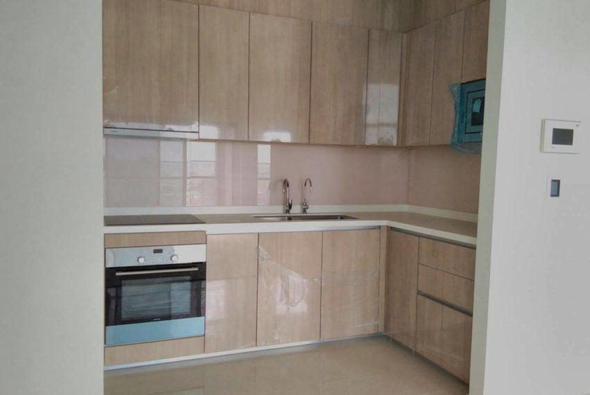 Circle Living Prototype - 2b2b - sale on high floor - kitchen
