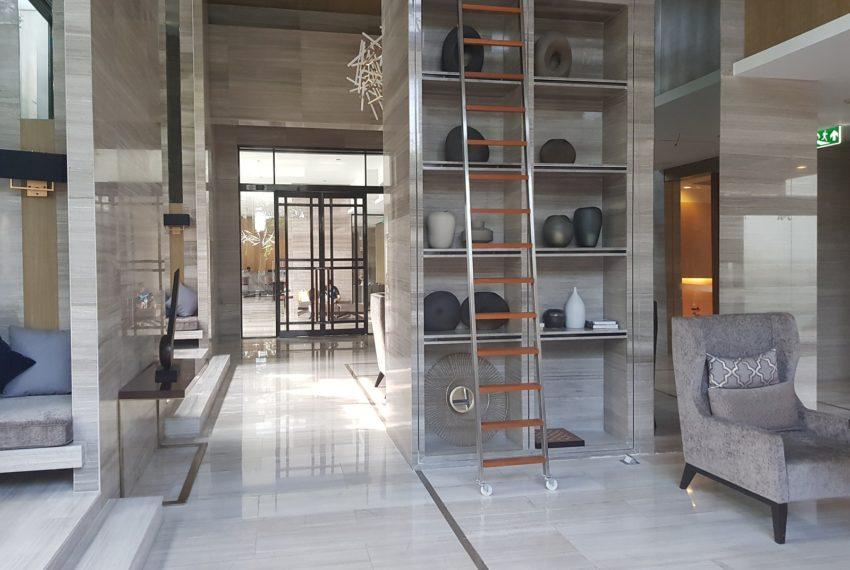 Circle Living Prototype - nice lobby