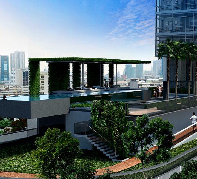 Circle Living Prototype Luxury Condominium in Asoke Nana. Condo in Asoke. Condo in Nana. Condo in Phetchaburi Road. Luxury condo in Bangkok.