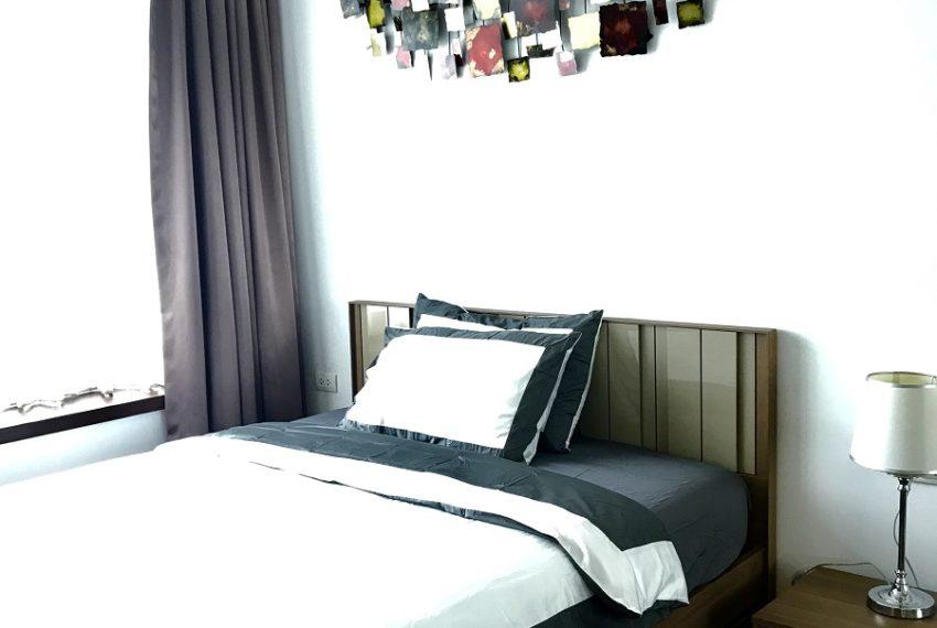 Circle Phetchaburi 1-bdroom for rent - bedroom
