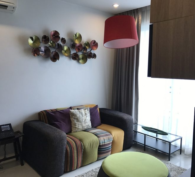 1-bedroom rent condo near Bumrungrad International Hospital