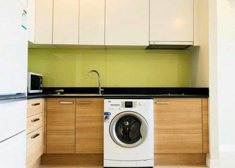 Circle-Phetchaburi-2-bedroom-sale-washing-machine