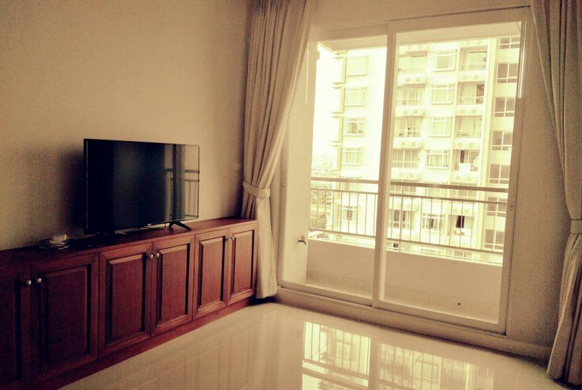 Circle Phetchaburi for sale and rent 1 bedroom mid floor -