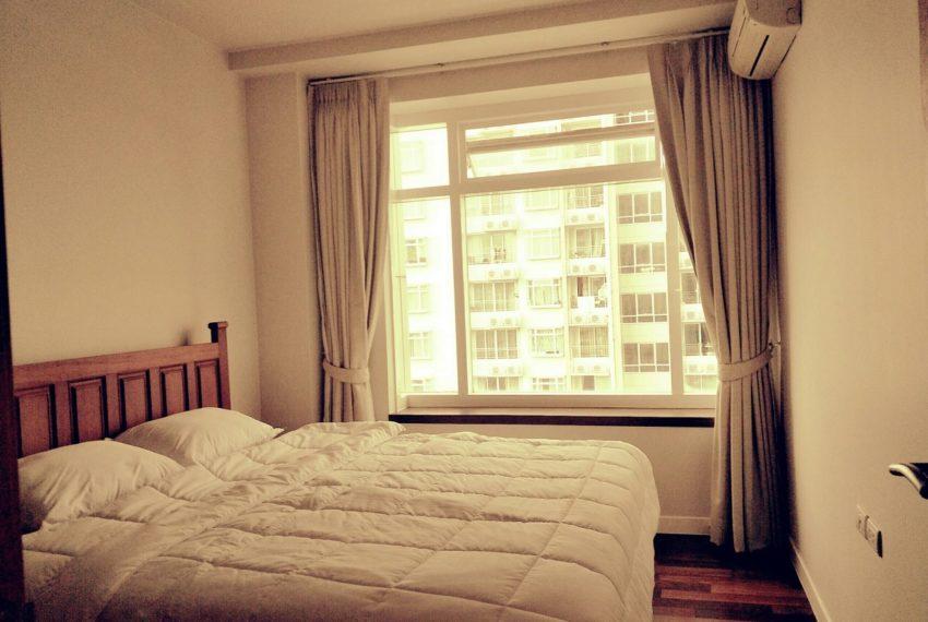 Circle Phetchaburi for sale and rent 1 bedroom mid floor - bedroom