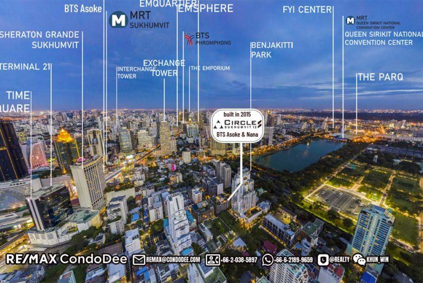 Circle S Sukhumvit 12 condo - REMAX CondoDee