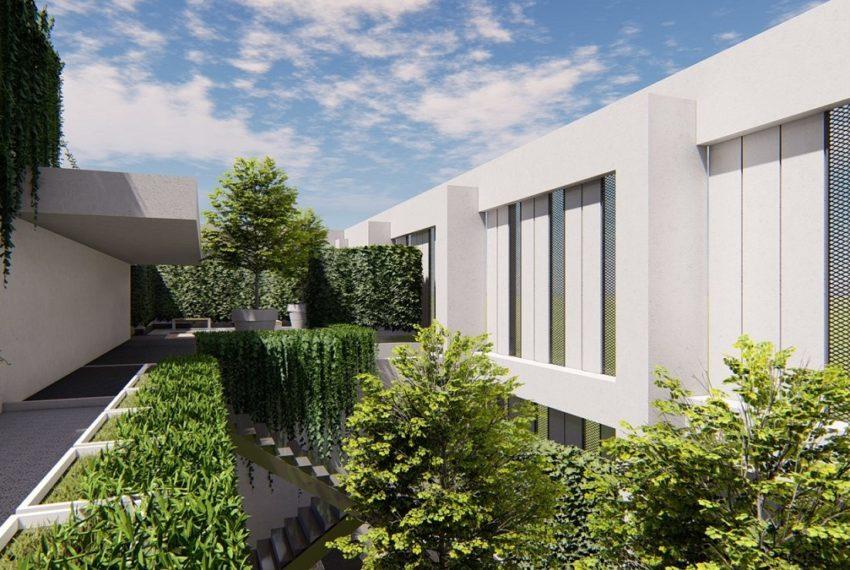 Circle Sukhumvit 11 condo - sky garden