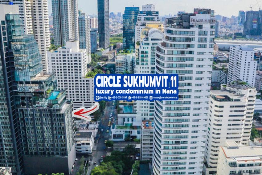 Circle Sukhumvit 11 condominium 2 - REMAX CondoDee