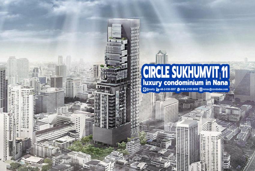 Circle Sukhumvit 11 condominium - REMAX CondoDee