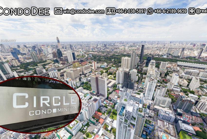 Circle condominium 1 - REMAX CondoDee