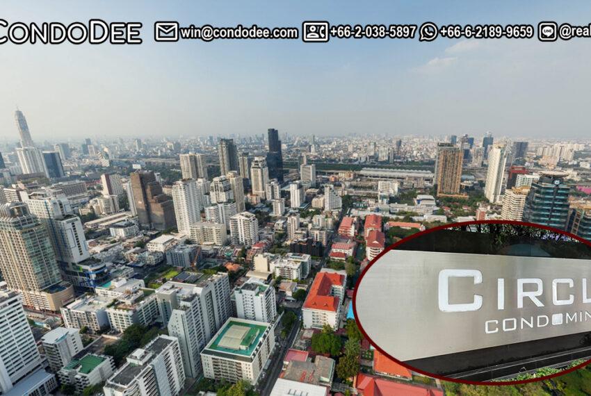 Circle condominium 2 - REMAX CondoDee