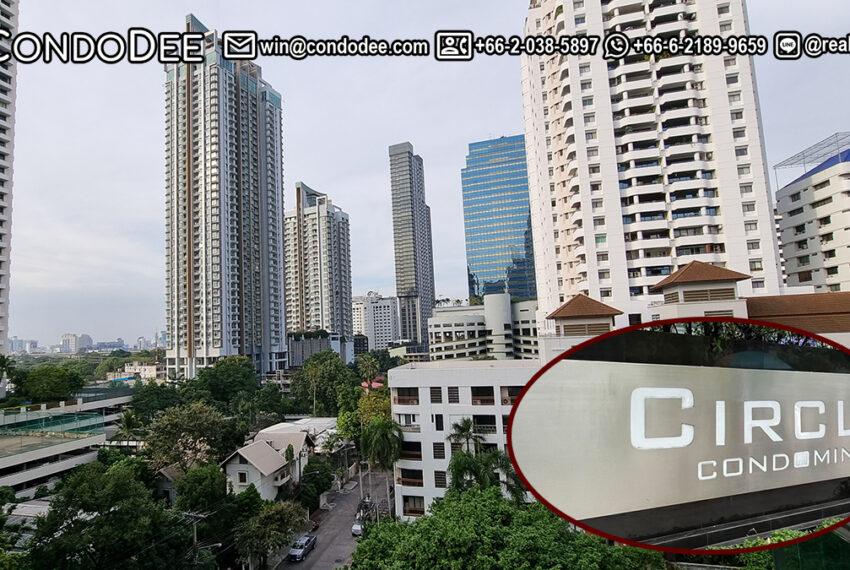 Circle condominium 5 - REMAX CondoDee