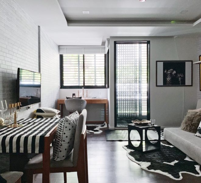 Flat for sale in Sukhumvit 12 – 1-bedroom – low-rise – AirBnB-ready - Circle Rein Condo