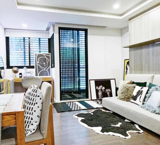 Flat for sale at Sukhumvit 12 - 1-bedroom - low-rise - Circle Rein Condominium