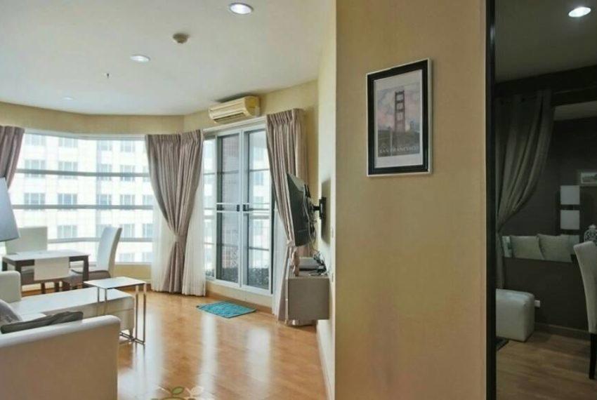 Citi Smart SKV 18 - 2 beds 2 baths - Living room 2