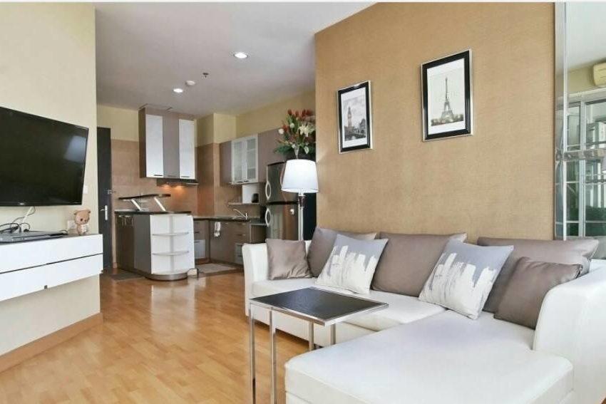 Citi Smart SKV 18 - 2 beds 2 baths - Living room 3