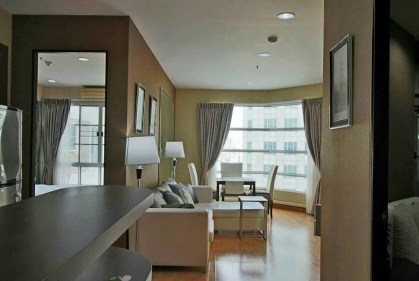 Citi Smart SKV 18 - 2 beds 2 baths -Living room
