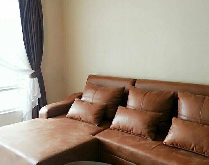 Citi Smart SKV 18 - 2 beds 2 baths - Living room