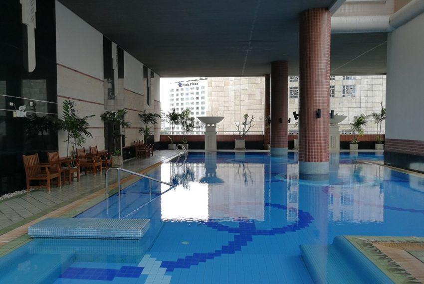 CitiSmart Sukhumvit 18-1b1b-Swimmingpool