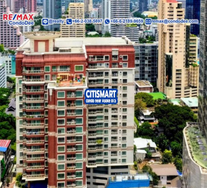 CitiSmart Sukhumvit 18 2 - REMAX Bangkok
