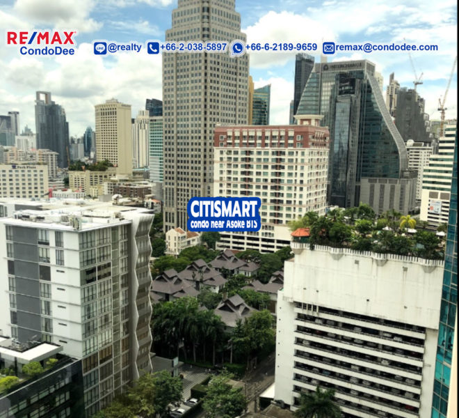CitiSmart Sukhumvit 18 - REMAX Bangkok