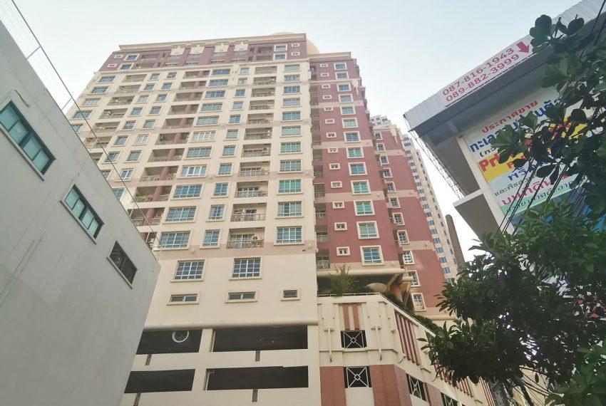 CitiSmart Sukhumvit 18 Condominium in Asoke Junction