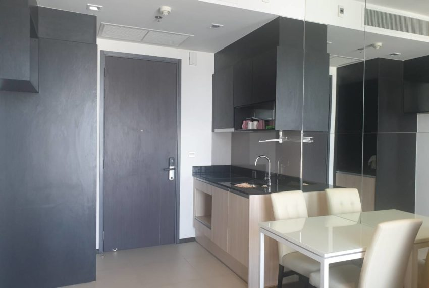Condo 1 bedroom sale in Edge Sukhumvit 23 - equipped
