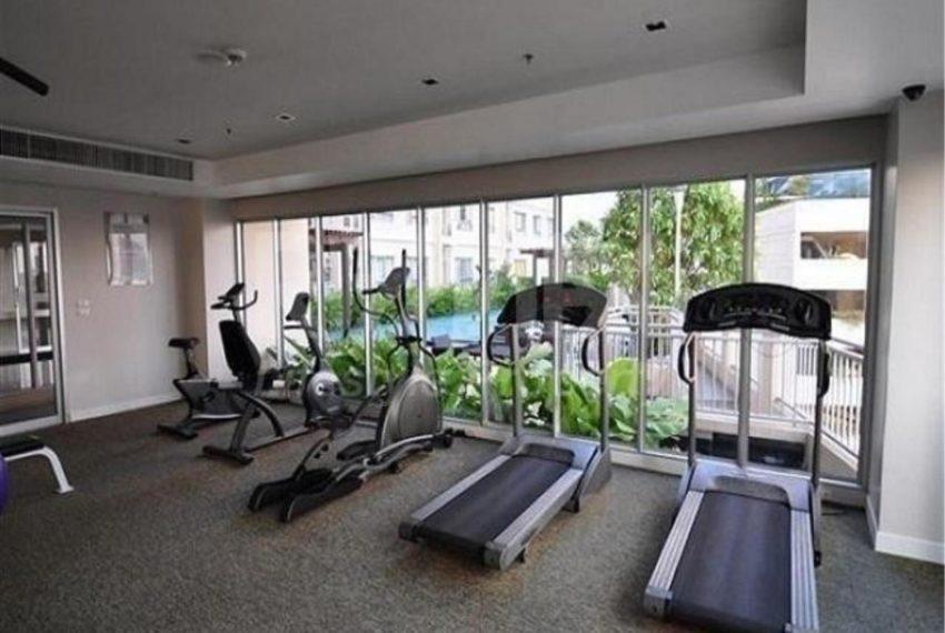 Condo One X Sukhumvit 26 - gym