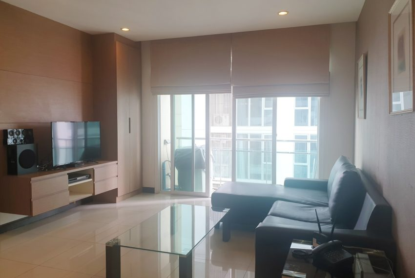 Condo for Rent in The Prime 11 - living